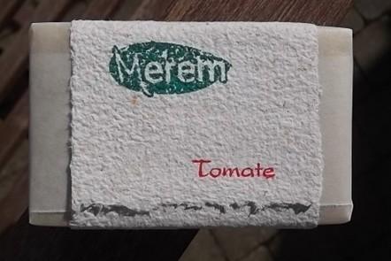 savon a la tomate